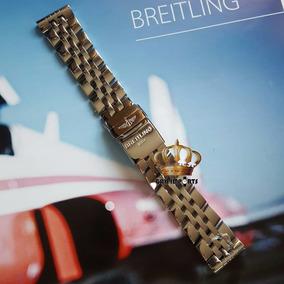 962e306a9ef Relogio Breitling Fundo Prata - Joias e Relógios no Mercado Livre Brasil