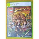 Lego Indiana Jones Xbox 360 Play Magic