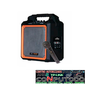 Corneta Moonki Portátil Profesional Ms 900 Bt Bluetooth