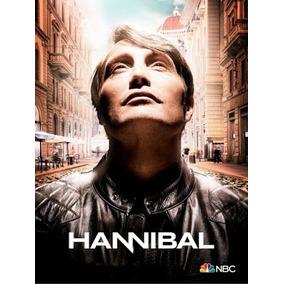 Hannibal As 3 Temporadas Completas Frete Gratis