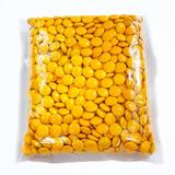 Lentejas Chocolate Amarilla 1/2kg Muy Barata La Golosineria