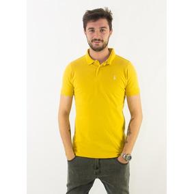 be27a57ecb Camisa Pineapple Amarela - Pólos no Mercado Livre Brasil