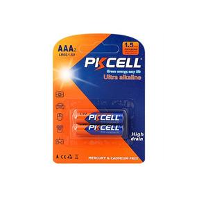 Pila Pkcell Aaa 1.5v Ultra Alcalina - Blister 02 Unidades