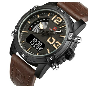 Relógio Masculino Naviforce 9095 Analógico E Digital