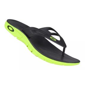 Chinelo Verde Fluorescente Oakley - Calçados, Roupas e Bolsas no ... 83d290f9ab