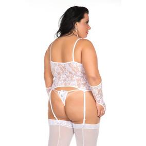 8d5389fed Meias 7 8 Plus Size - Moda Íntima e Lingerie no Mercado Livre Brasil