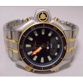 406e8b47b69 Relogio Atlantis Pulseira Em Aco Seri Ouro - Joias e Relógios no ...