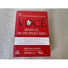 Você Manual Do Proprietário - Michael Roizen Usado Disponiv