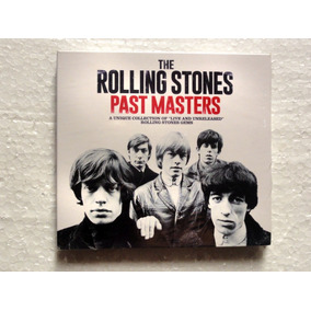 Cd Duplo The Rolling Stones Past Masters Novo Lacrado!!