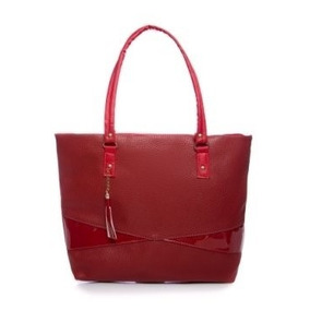 Bolso Plus Talia Rojo Grande Premium
