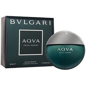22b6e13676c Perfume Bvlgari Aqva 50 Ml - Perfumes no Mercado Livre Brasil