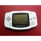 Gameboy Advance Blanco Con Detalle