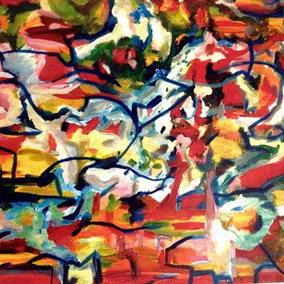 Cuadros Abstractos Bajo Pedido