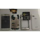 Smartphone Lg Optimus L4 E467f Retirada De Peças