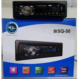 Radio Kl Sq-50 Usb Aux Cd