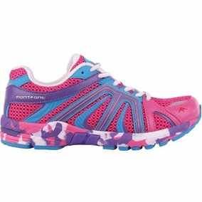 Zapatilla Montagne Running Mujer Pikes