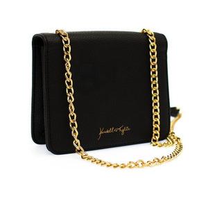 Bolsa Cruzada Negra Kendall + Kylie
