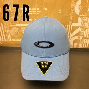 Bone Oakley Tincan Oval (azul Ceu C Simbolo Azul) Lancamento 0e46594d8ef