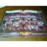 79cd98ecee Solo Futbol Extra 20 - Poster Estudiantes Lp   Sao Paulo