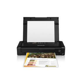 Impresora Portátil Epson Workforce Wf-100 Inalambrica Wifi