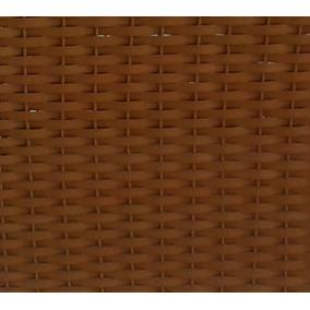 Bolsa Cesto Roupa Vime Sintético 50x25x70