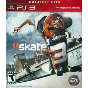 Jogo Skate 3 Playstation 3 Ps3 Ea Game Mídia Física Original