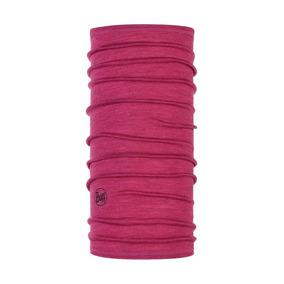 Tubular Buff Merino Wool 3/4 Modelo Light Purple Multi Strip