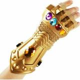 Luvas Thanos De Pvc Guardiões Da Galáxia 1 Luva Não É Par