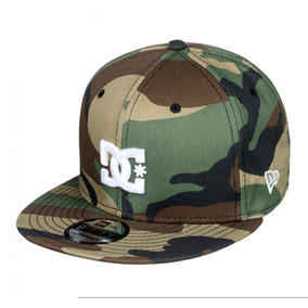 Gorra Para Hombre Dc Shoes Empire Refresh New Era Camuflaje