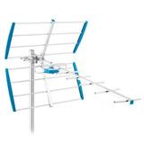 Antenas Aerea Tv Alta Definición Hd Incluye Cable De 10 Mts
