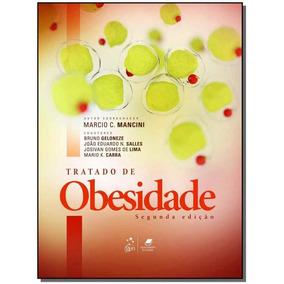 Tratado De Obesidade - 02ed/17