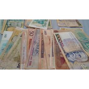 Dinheiro Antigo Notas De Cruzeiro E Cruzados