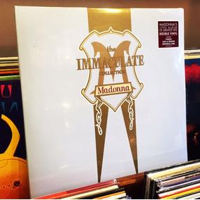 Madonna Immaculate Collection Vinilo 2 Lp Nuevo En Stock