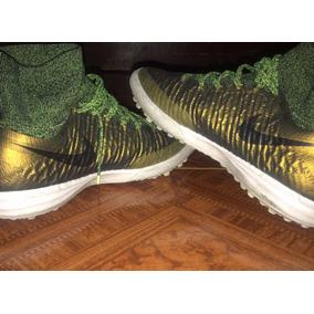 purchase cheap 26a87 23170 Zapatos Nike Magistax Próximo Tf Pardo Verde