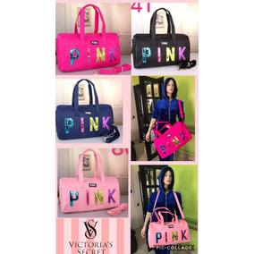 Maleta Victoria Secret Pink Para Dama 4 Colores Disponibles