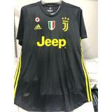 Camisa adidas Juventus Ronaldo Cr7 18/19 Versão:jogador