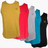 Kit 4 Camisetas Regatas Alt Club Original