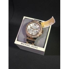 80ed1404e80b5 Relogio Michael Kors Mk 5756 - Relógios De Pulso no Mercado Livre Brasil