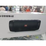 Parlante Cafini Bluetooth Radio Fm Usb Micro Sd