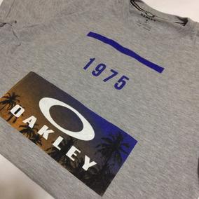 Kit De 6 Camisetas M Oakley Hurley Quiksilver Importadas 4277aec295a24
