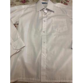 34112aed50087 Camisa Escolar Blanca - Ropa y Accesorios en Mercado Libre Argentina
