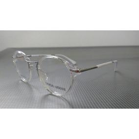f53d8ad5d9f2e Oculos Redondo Giorgio Armani - Óculos no Mercado Livre Brasil