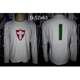 26deba969b Camisa Retro Palmeira Goleiro - Futebol no Mercado Livre Brasil