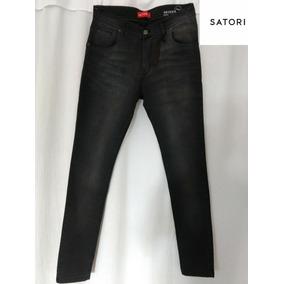 Jeans Chupin Elastizado Satori