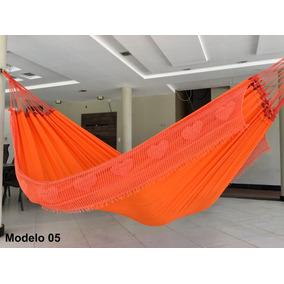 ff6772abe5f45 Rede De Dormir Descansar Casal Gabardina Laranja - Redes de Descanso ...