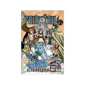 Todobloques Panini Manga Fairy Tail N.21