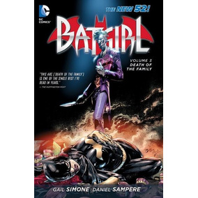 Batgirl Vol. 3- Death Of The Family