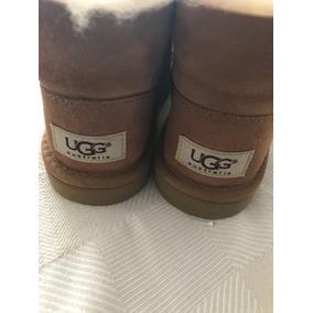 Botas Ugg Originales Muy Cuidadas Muy Poco Uso!!! C