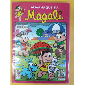Revista Almanaque Da Magali N°66