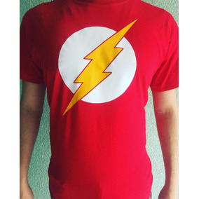 Playera Flash Vinil Talla M